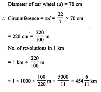 Selina Concise Mathematics Class 7 ICSE Solutions Chapter 20 Mensuration Ex 20B 66