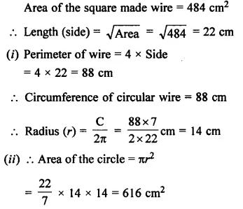 Selina Concise Mathematics Class 7 ICSE Solutions Chapter 20 Mensuration Ex 20B 67