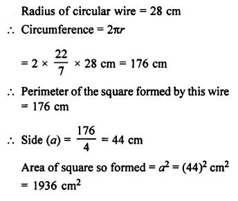 Selina Concise Mathematics Class 7 ICSE Solutions Chapter 20 Mensuration Ex 20B 68