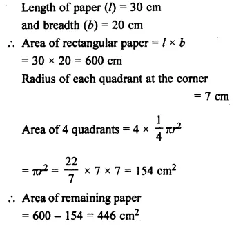 Selina Concise Mathematics Class 7 ICSE Solutions Chapter 20 Mensuration Ex 20B 70
