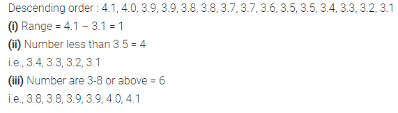 Selina Concise Mathematics Class 7 ICSE Solutions Chapter 21 Data Handling Ex 21A 6