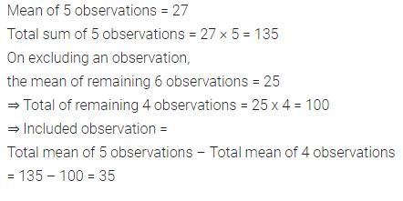 Selina Concise Mathematics Class 7 ICSE Solutions Chapter 21 Data Handling Ex 21B 25