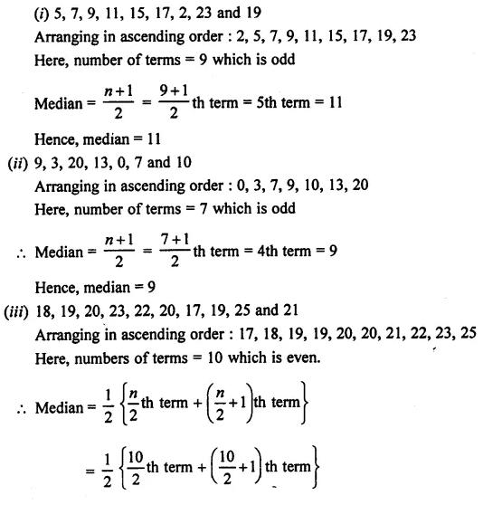 Selina Concise Mathematics Class 7 ICSE Solutions Chapter 21 Data Handling Ex 21B 28