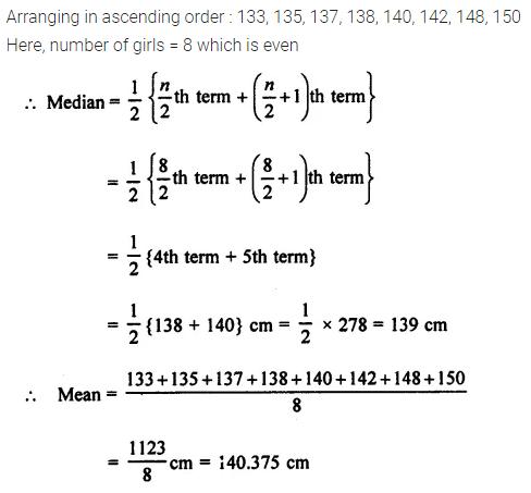 Selina Concise Mathematics Class 7 ICSE Solutions Chapter 21 Data Handling Ex 21B 33
