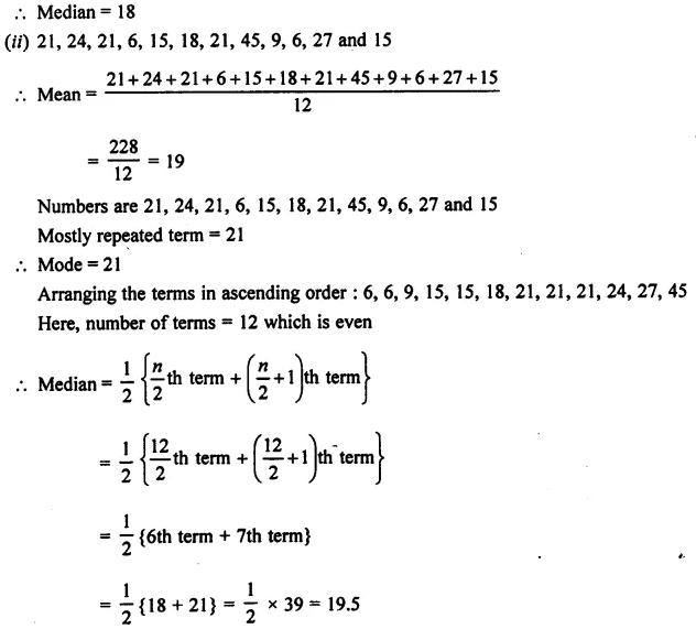 Selina Concise Mathematics Class 7 ICSE Solutions Chapter 21 Data Handling Ex 21B 35