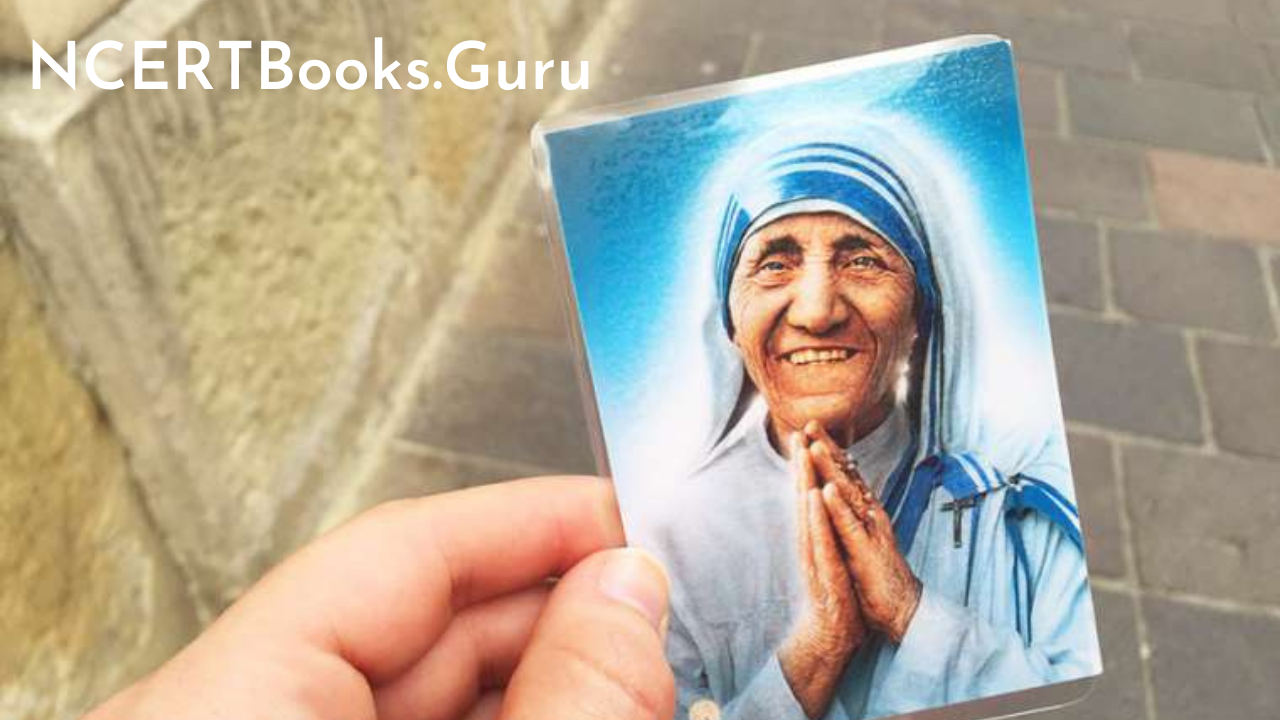 10 Lines for Mother Teresa