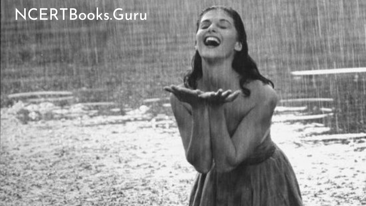 10 Lines about Rainy Day