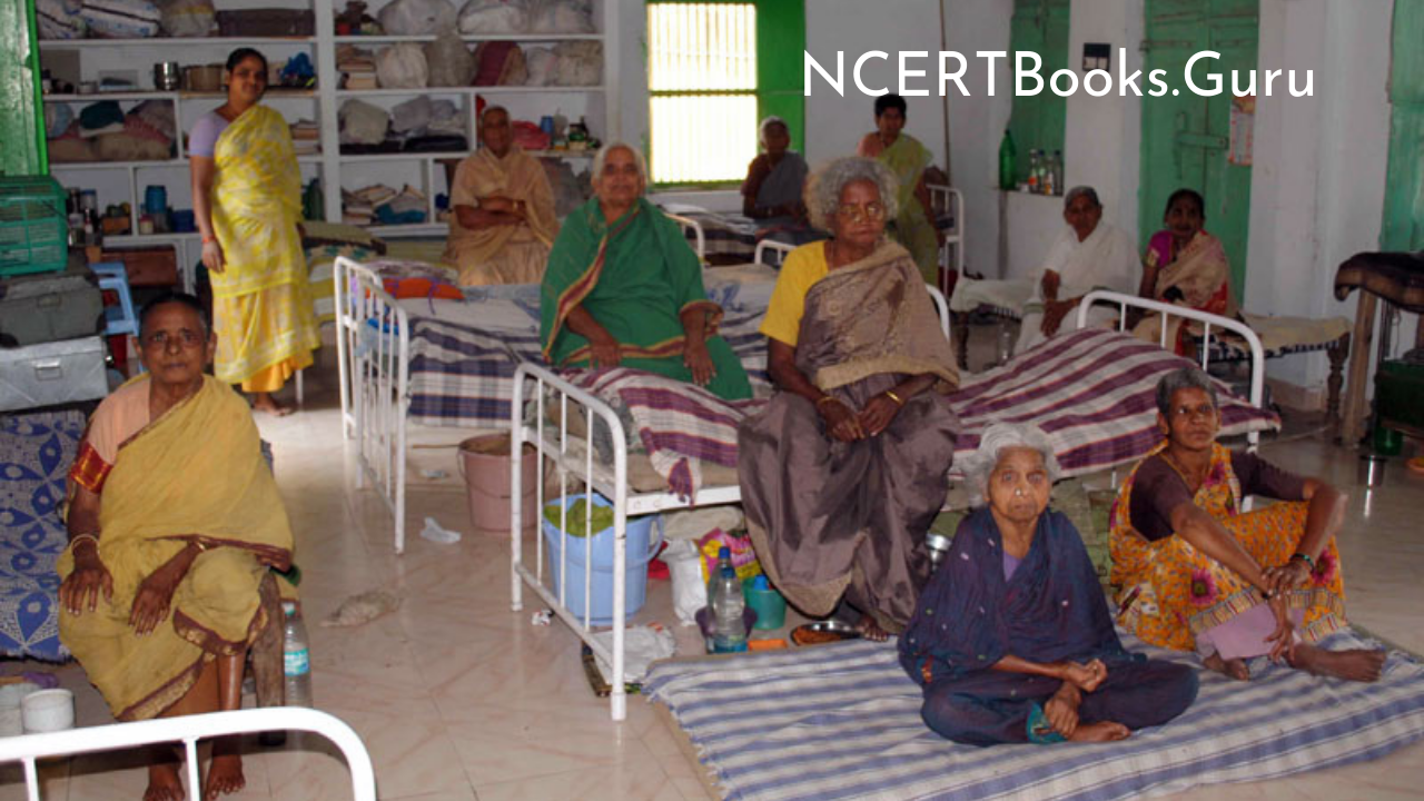 Long Essay on Old Age Home
