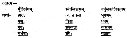 NCERT Solutions for Class 7 Sanskrit Chapter 12 विद्याधनम् 8