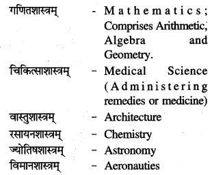 NCERT Solutions for Class 7 Sanskrit Chapter 13 अमृतं संस्कृतम् 9