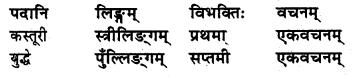 NCERT Solutions for Class 8 Sanskrit Chapter 15 प्रहेलिकाः Q4.1