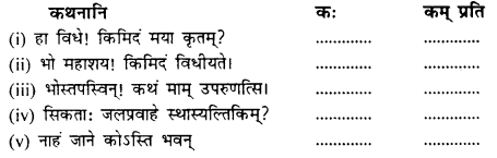 NCERT Solutions for Class 9 Sanskrit Shemushi Chapter 9 सिकतासेतुः 1