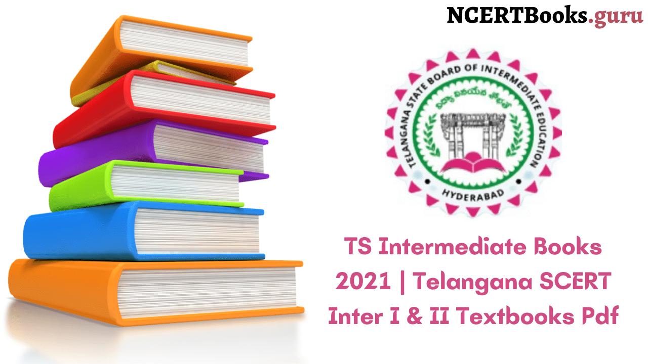 TS Intermediate Books