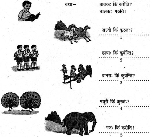 NCERT Solutions for Class 6 Sanskrit Chapter 1 शब्द परिचयः 1 7